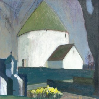 Tone_Myging_akryl_paa_laerred-canvas_kirke_church_50x50cm_small.jpg