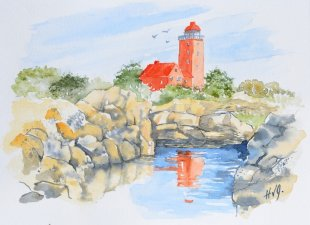 Helle_V.Jensen_akvarel_Svaneke-fyrtaarn-lighthouse_small.jpg